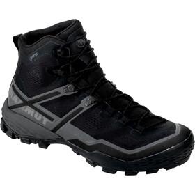 Mammut Ducan High GTX Schuhe Herren black/black